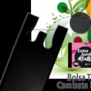 Bolsa de Plástico Negra