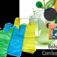 Bolsa de Plástico de Color